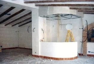 Ristrutturazione uffici e appartamenti a roma - Mobile bar da appartamento ...