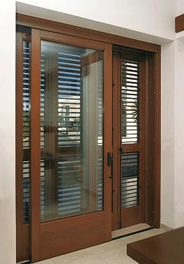 Infissi finestre in legno a roma for Finestre dimensioni