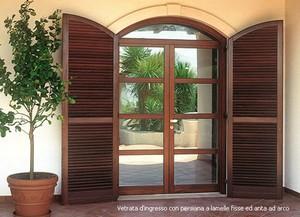 Infissi finestre in legno a roma - Finestre ad arco prezzi ...