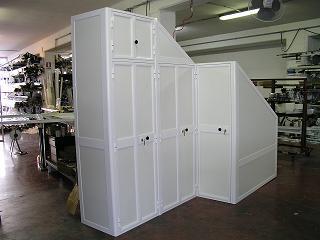 ... esterno in alluminio sottoscala mobile esterno in alluminio copri