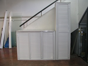 Mobili da balcone  Metalmark Infissi Roma