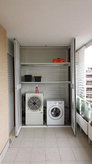 Lavatrice balcone termosifoni in ghisa scheda tecnica - Copertura lavatrice da esterno ...